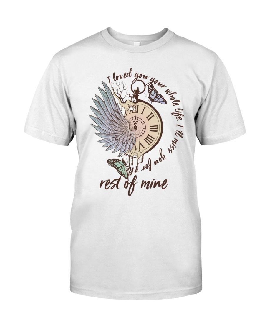 Rest Of Mine Classic T-Shirt