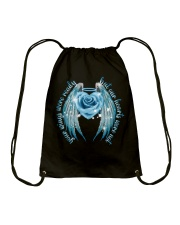 Your Wings Was Ready Drawstring Bag thumbnail