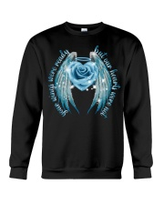 Your Wings Was Ready Crewneck Sweatshirt thumbnail