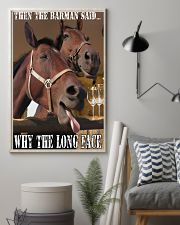 Why The Long Face 11x17 Poster lifestyle-poster-1