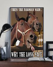 Why The Long Face 11x17 Poster lifestyle-poster-2