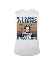 It Was Aliens Sleeveless Tee thumbnail