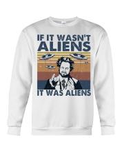 It Was Aliens Crewneck Sweatshirt thumbnail