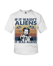 It Was Aliens Youth T-Shirt thumbnail