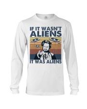 It Was Aliens Long Sleeve Tee thumbnail