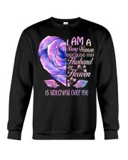Im A Strong Woman Crewneck Sweatshirt thumbnail