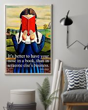Its Better To Have Your Nose 11x17 Poster lifestyle-poster-1