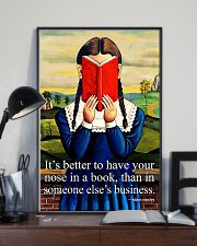 Its Better To Have Your Nose 11x17 Poster lifestyle-poster-2