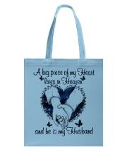 A Big Piece Of My Heart Tote Bag thumbnail