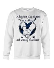 A Big Piece Of My Heart Crewneck Sweatshirt thumbnail