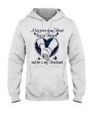 A Big Piece Of My Heart Hooded Sweatshirt thumbnail