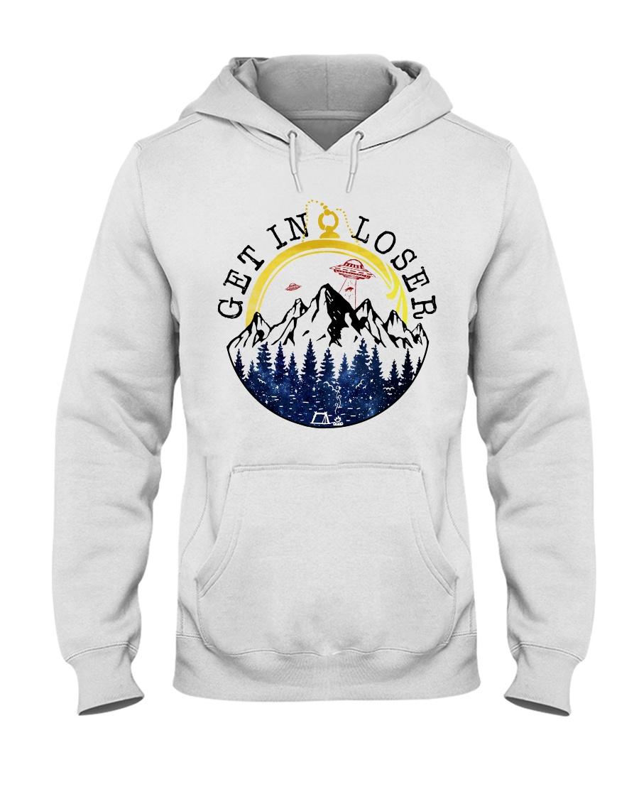 Get In Loser Hooded Sweatshirt