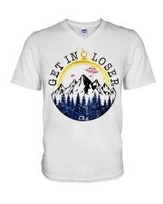 Get In Loser V-Neck T-Shirt thumbnail