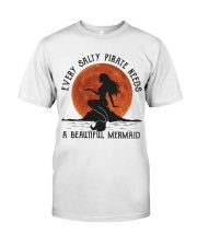 Every Salty Pirate Needs Classic T-Shirt tile