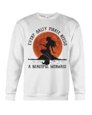 Every Salty Pirate Needs Crewneck Sweatshirt thumbnail