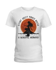 Every Salty Pirate Needs Ladies T-Shirt thumbnail