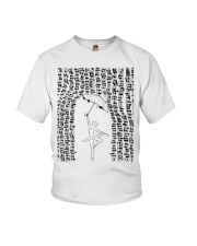 Ballet Music Youth T-Shirt tile