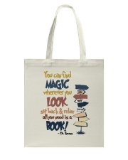 You Can Find Magic Tote Bag thumbnail