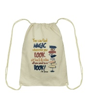 You Can Find Magic Drawstring Bag tile
