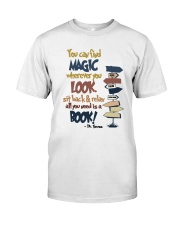 You Can Find Magic Classic T-Shirt tile