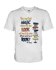 You Can Find Magic V-Neck T-Shirt thumbnail