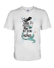 Kinda Prissed V-Neck T-Shirt thumbnail