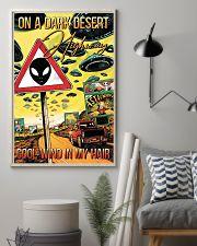 On A Dark Desert Highway 11x17 Poster lifestyle-poster-1
