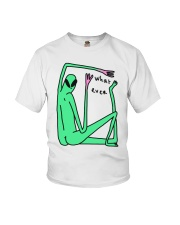 What Ever Funny Alien Youth T-Shirt thumbnail