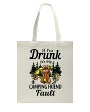 If Im Drunk Tote Bag thumbnail