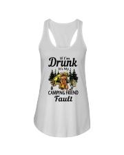 If Im Drunk Ladies Flowy Tank thumbnail