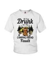If Im Drunk Youth T-Shirt thumbnail