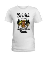 If Im Drunk Ladies T-Shirt thumbnail