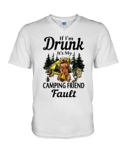 If Im Drunk V-Neck T-Shirt thumbnail