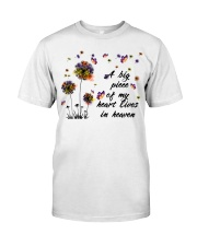 A Big Peace Of My Heart Classic T-Shirt front