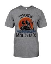 Throwin Mer Shade Classic T-Shirt front