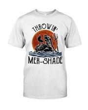 Throwin Mer Shade Classic T-Shirt tile