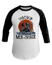 Throwin Mer Shade Baseball Tee thumbnail
