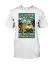 And Into The Ocean I Go Classic T-Shirt thumbnail