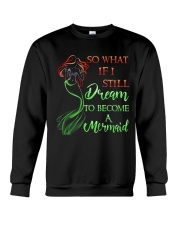 So What If I Crewneck Sweatshirt thumbnail