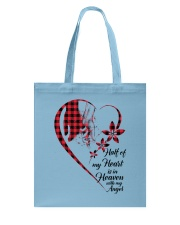 Half Of My Heart Tote Bag thumbnail