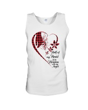 Half Of My Heart Unisex Tank thumbnail