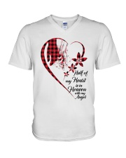 Half Of My Heart V-Neck T-Shirt thumbnail