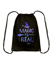 Magic Is Real Drawstring Bag thumbnail