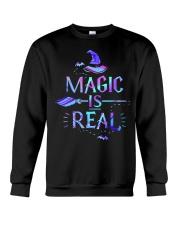 Magic Is Real Crewneck Sweatshirt thumbnail
