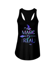 Magic Is Real Ladies Flowy Tank thumbnail