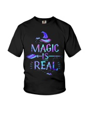 Magic Is Real Youth T-Shirt thumbnail