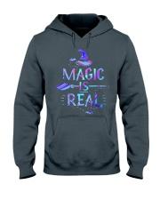 Magic Is Real Hooded Sweatshirt thumbnail
