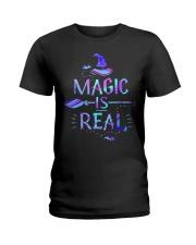 Magic Is Real Ladies T-Shirt thumbnail