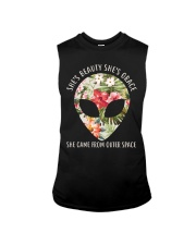 She Came From Outer Space Sleeveless Tee thumbnail