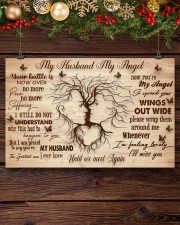 My Husband My Angel 17x11 Poster aos-poster-landscape-17x11-lifestyle-27